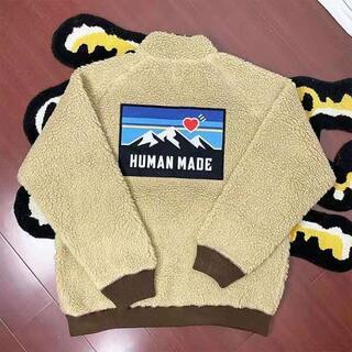 Human made Duck Fleece Jacket XL フリース