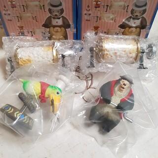 Disney - ディズニー ミニチュアフィギュアコレクション ポップコーン シークレット&鳥