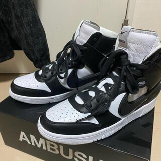 AMBUSH - 一週間限定 ambush×Nike dunk highスニーカー