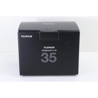 富士フイルム - [新品•未使用] FUJIFILM XF 35mm F1.4 R