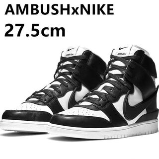 AMBUSH - ナイキ アンブッシュ ダンク★DUNK HIGH AMBUSH 27.5