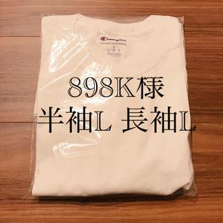 Champion - 【残りわずか】champion チャンピオン メンズ 半袖 Tシャツ 白T L