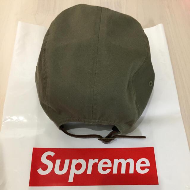 Supreme(シュプリーム)のsupreme キャップ カーキ 20ss  メンズの帽子(キャップ)の商品写真