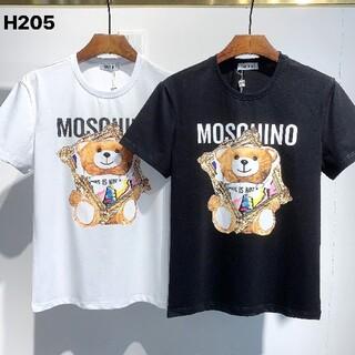 MOSCHINO - 2枚10000 モスキーノMOSCHINO半袖Tシャツ H205