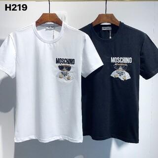 MOSCHINO - 2枚10000 モスキーノMOSCHINO半袖Tシャツ H219