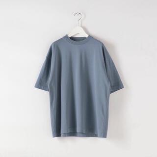 スティーブンアラン(steven alan)のsteven alan Tシャツ コバルトブルー Sサイズ 新品タグ付 即日発送(Tシャツ/カットソー(半袖/袖なし))