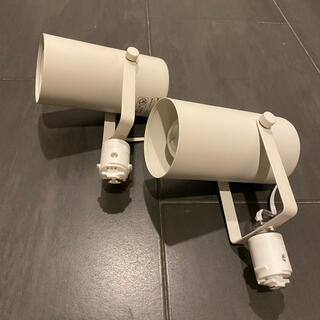 MUJI (無印良品) - 無印良品 システムライト用LEDスポットライト・大/ホワイト