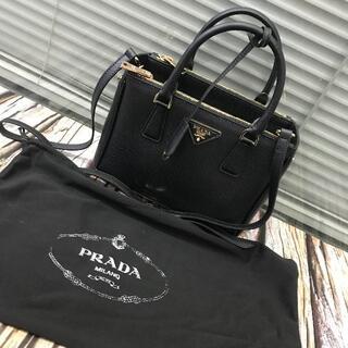 PRADA - ✨美品✨PRADA プラダ ガレリア 2way ハンド ショルダー
