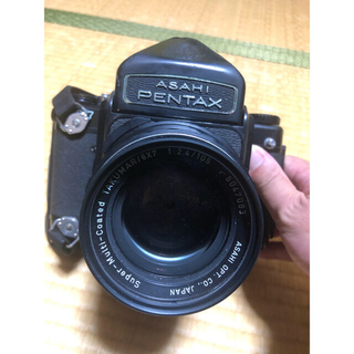 PENTAX - ASAHI PENTAX 6x7