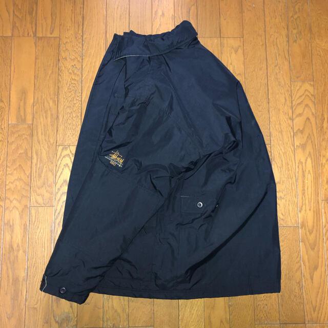 STUSSY(ステューシー)のold stussy 80s90s RIPSTOP OUTDOOR JACKET メンズのジャケット/アウター(ダウンジャケット)の商品写真