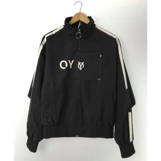 OY テープブロックライントラックジャケット