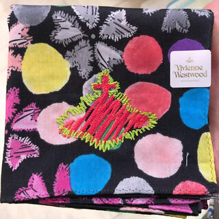 Vivienne Westwood - ビビアンハンカチ新品