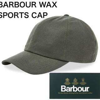 バーブァー(Barbour)の新品★BARBOUR バブアー ワックス スポーツ キャップ SAGE CAP(キャップ)