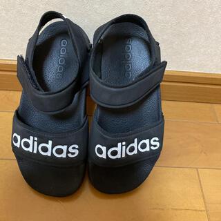 アディダス(adidas)のキッズ アディダスサンダル(サンダル)