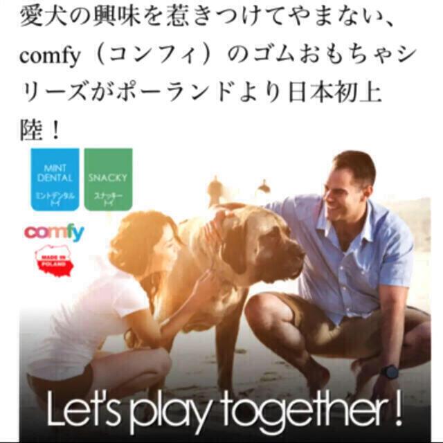 🐕犬のおもちゃ🐕ポーランド製スナッキーTOY 知恵玩具 デンタルケア 🐾 その他のペット用品(犬)の商品写真