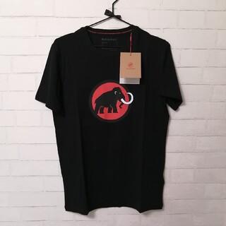マムート(Mammut)の【新品】Mammut Classic T-Shirt Men アジアM 黒(登山用品)