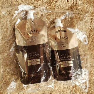 ELIXIR - 資生堂 エリクシール アドバンスド 化粧水+乳液