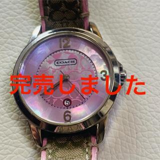COACH - COACH 腕時計