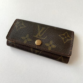 LOUIS VUITTON - ルイヴィトン 4連キーケース made in USA