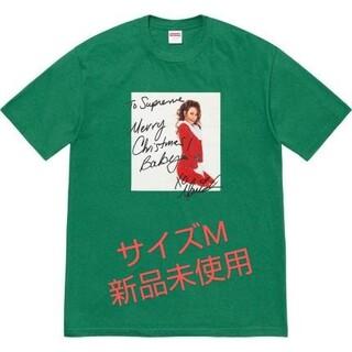 シュプリーム(Supreme)のSupreme Mariah Carey Tee M pine(Tシャツ/カットソー(半袖/袖なし))
