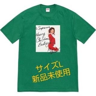 シュプリーム(Supreme)のSupreme Mariah Carey Tee L pine(Tシャツ/カットソー(半袖/袖なし))