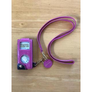 iPod nano 第2世代 ケース(モバイルケース/カバー)