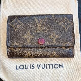 LOUIS VUITTON - ルイヴィトンモノグラムキーケース6連