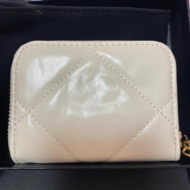 CHANEL(シャネル)のCHANEL シャネル コインケース 財布 ブラック ピンク ノベルティ 黒 レディースのファッション小物(コインケース)の商品写真