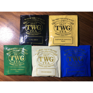 TWG 紅茶 90袋 セット (コーヒー)(ネスプレッソ)(リプトン)スタバ(茶)