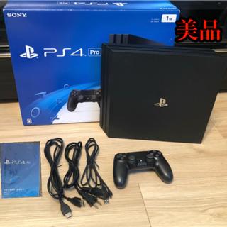 PlayStation4 - PlayStation4 Pro 1TB CUH-7000BB01