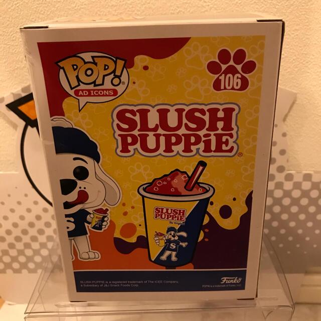FUNKO POP! スラッシュパピー 香り付き限定版 エンタメ/ホビーのおもちゃ/ぬいぐるみ(キャラクターグッズ)の商品写真