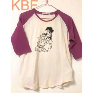 ケービーエフ(KBF)のKBF × ディズニーコラボラグランT(Tシャツ(長袖/七分))