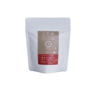 有機グァバ葉100%使用 美味しい秘密は自家焙煎♪「土佐國グァバ茶」5包入(健康茶)