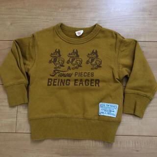 ニードルワークスーン(NEEDLE WORK SOON)のオフィシャルチーム トレーナー90(Tシャツ/カットソー)