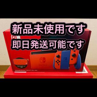 Nintendo Switch - Nintendo Switch マリオレッド ニンテンドー スイッチ 本体