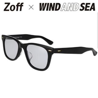 シー(SEA)のWIND AND SEA × Zoff サングラス グレーレンズ(サングラス/メガネ)