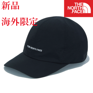 THE NORTH FACE - 新品【海外限定】新作 ザ ノース フェイス ライト エコ ボール キャップ 黒