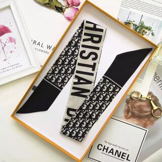 Dior - 即日発送 スカーフ ブラック