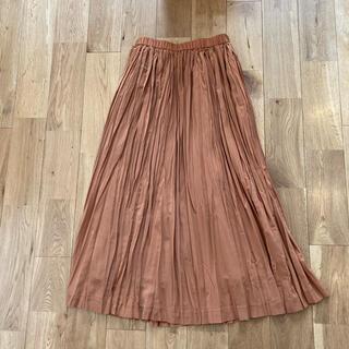 マリンフランセーズ(LA MARINE FRANCAISE)のマリンフランセーズ プリーツマキシスカート(ロングスカート)