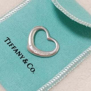 Tiffany & Co. - ティファニーオープンハートトップ