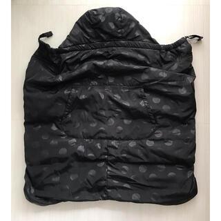 アカチャンホンポ(アカチャンホンポ)の抱っこ紐&ベビーカー用 防寒ケープ(抱っこひも/おんぶひも)