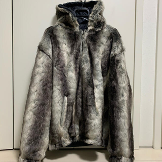 Supreme - supreme フェイクファージャケット XL Faux Fur Jacket
