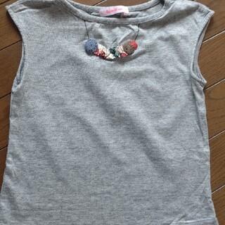 familiar - ファミリア半袖シャツ120女の子