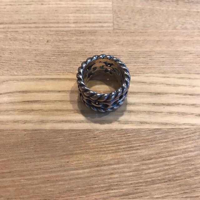 Gucci(グッチ)のK&M様 GUCCI シルバーリング レディースのアクセサリー(リング(指輪))の商品写真