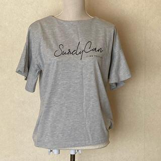 オゾック(OZOC)のオゾック グレーTシャツ(Tシャツ(半袖/袖なし))