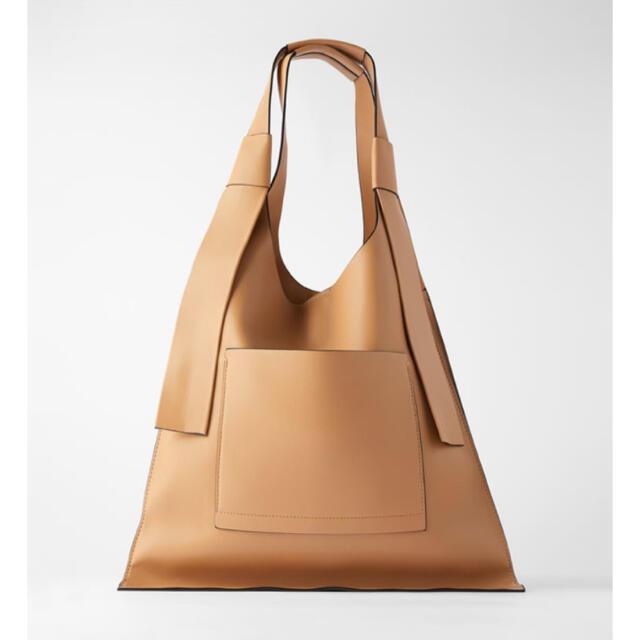 ZARA(ザラ)のZARA バッグ レディースのバッグ(トートバッグ)の商品写真