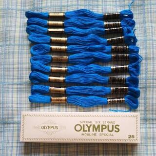 刺繍糸 色番号 372 オリムパス
