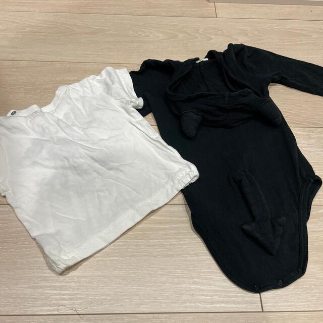 HYSTERIC MINI(ヒステリックミニ)のhysteric mini キッズ/ベビー/マタニティのベビー服(~85cm)(ロンパース)の商品写真