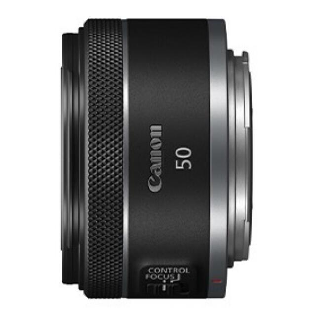 Canon(キヤノン)の【新品】キヤノンRF50mm F1.8 STM スマホ/家電/カメラのカメラ(レンズ(単焦点))の商品写真