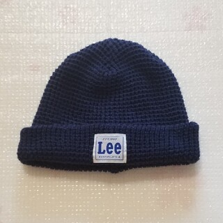 Lee - Lee☆キッズ ニットキャップ ワッチ